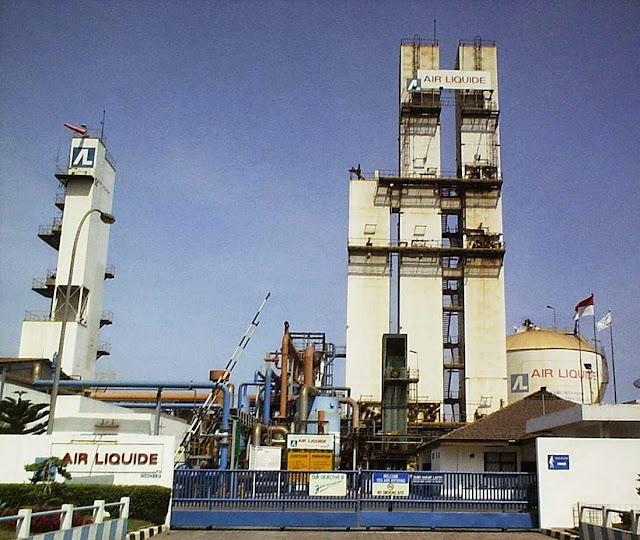 Lowongan Kerja PT. Air Liquide Indonesia Krakatau Industrial Estate Cilegon (KIEC) Banten