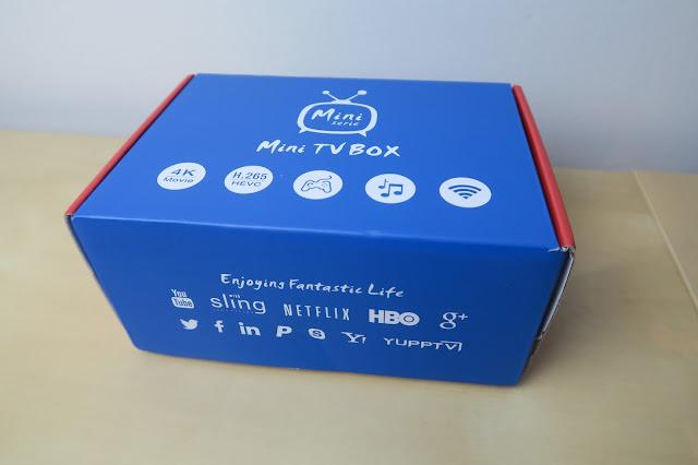 Análise: Box Android Mini MXQ 1