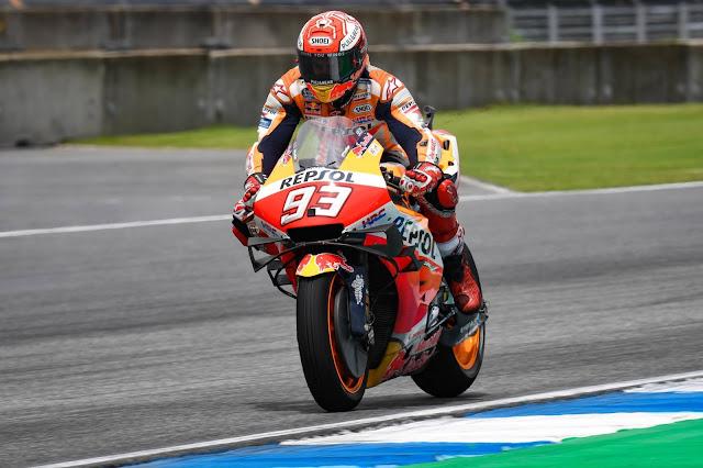 Marc Marquez é hexacampeão da MotoGP
