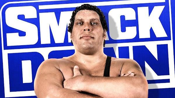 Ver Wwe En Vivo SmackDown 9 de Abril 2021