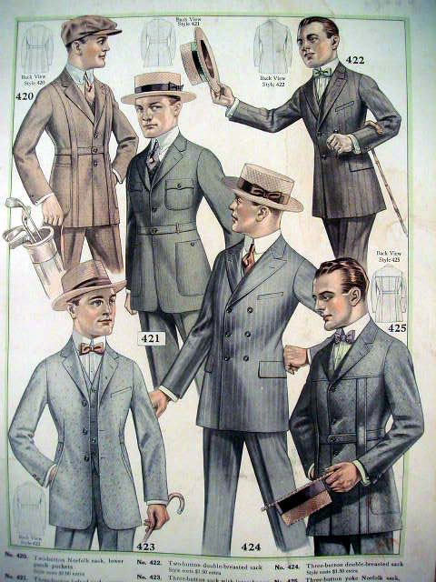 FASHION HISTORY: The Roaring Twenties