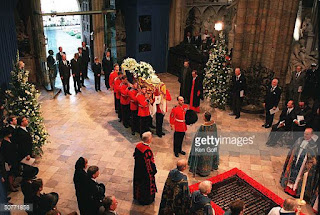 Princess of Wales's Funeral