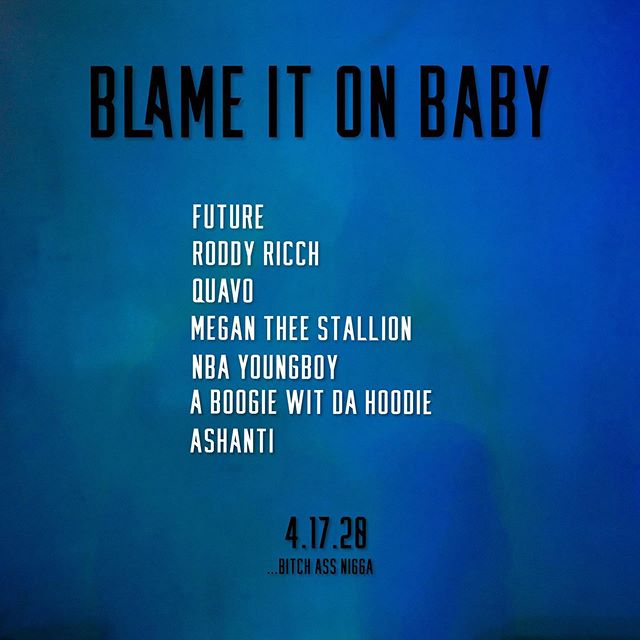 """DaBaby Drops New Album """"Blame It on Baby"""""""