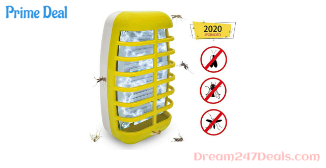 50% OFF New Electronic Mosquito Insect Killer