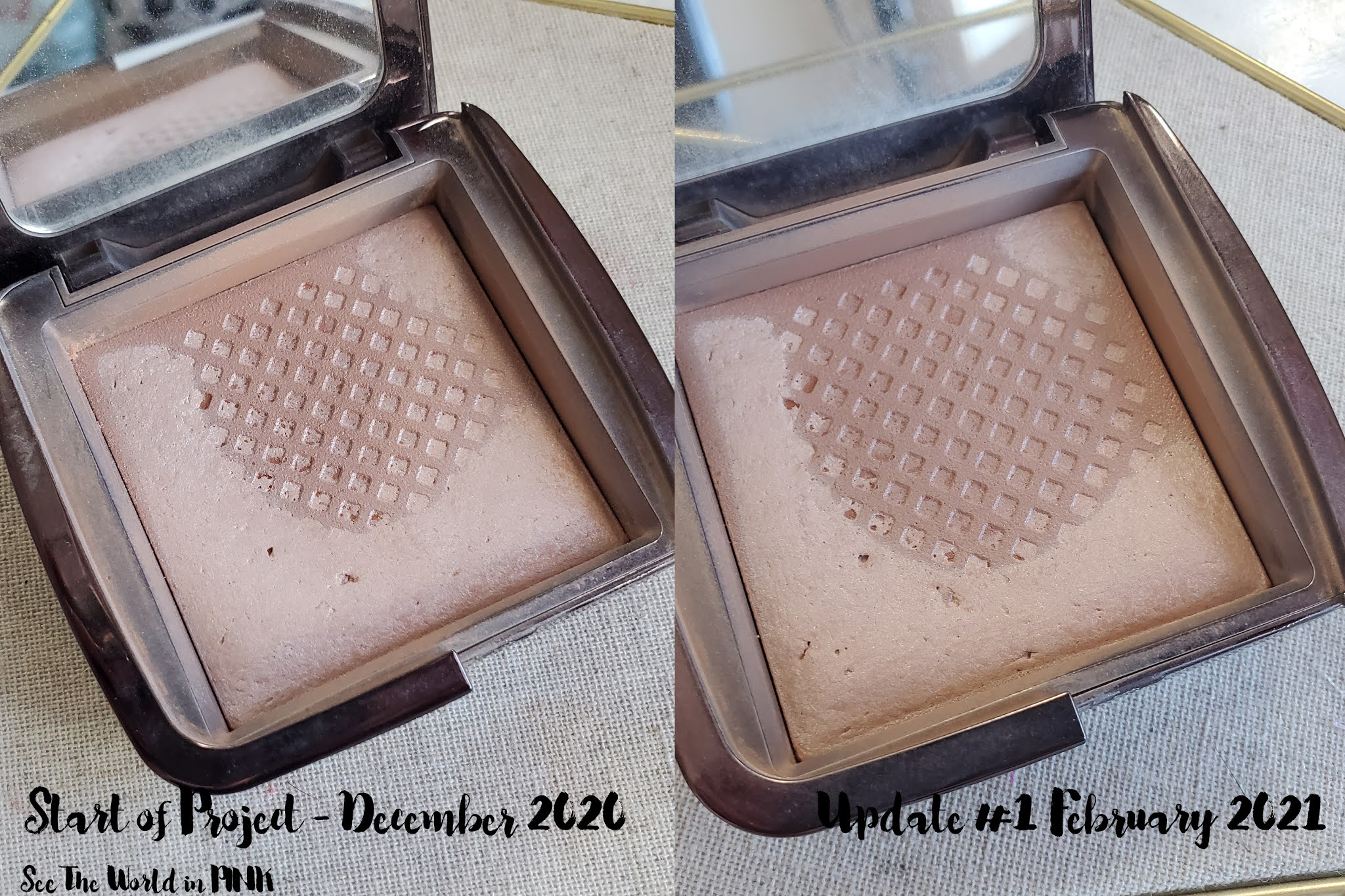 Project Pan 21 in 2021 ~ Update #1