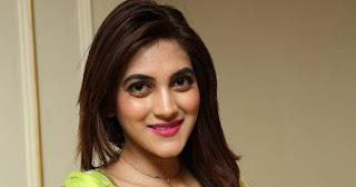 Indian Model Sita Narayan Deep Navel Hip Show In Green Saree Navel Queens
