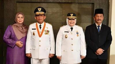 Presiden Jokowi Lantik Gubernur dan Wakil Gubernur Kepri Terpilih