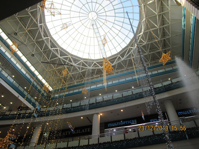 Shoppingcenter Anaza  Carrefour Santa Cruz Teneriffa