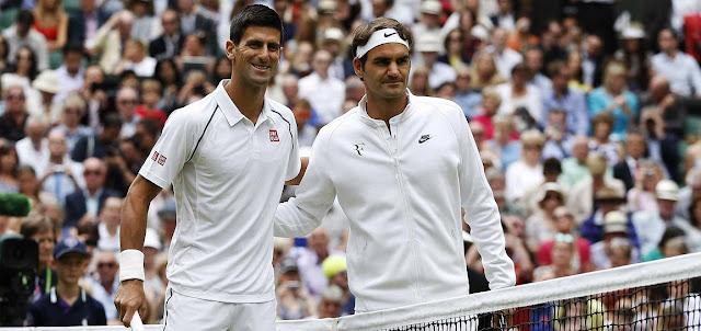 Dış Köşe   Finalin adı Djokovic - Federer oldu!
