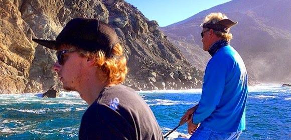 Capt Blair Wiggins Catalina Island California