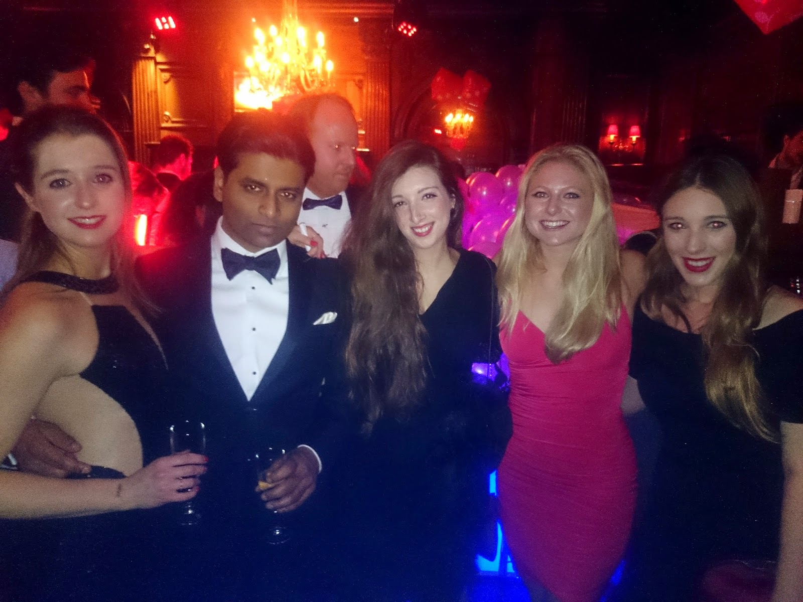 Casino Royale Party at Tramp nightclub London