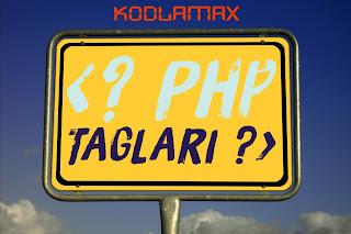 PHP Tagları