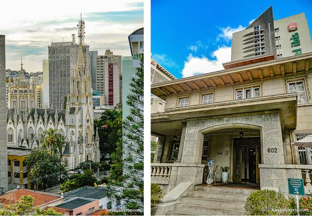 Hospedagem em Belo Horizonte - Hotel Ibis Liberdade