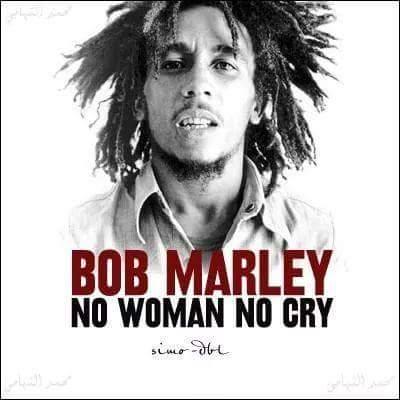 NO WOMAN NO CRY BUKAN LAGU CINTA BIASA.