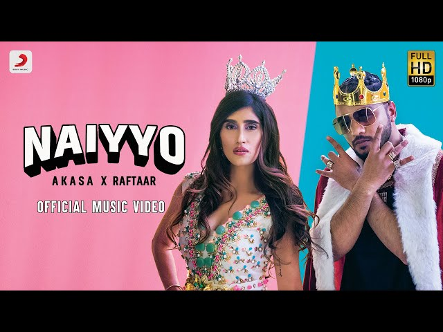 NAIYYO Lyrics - AKASA and Raftaar