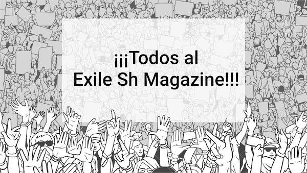 2 millones de visitas en el Exile Sh Magazine