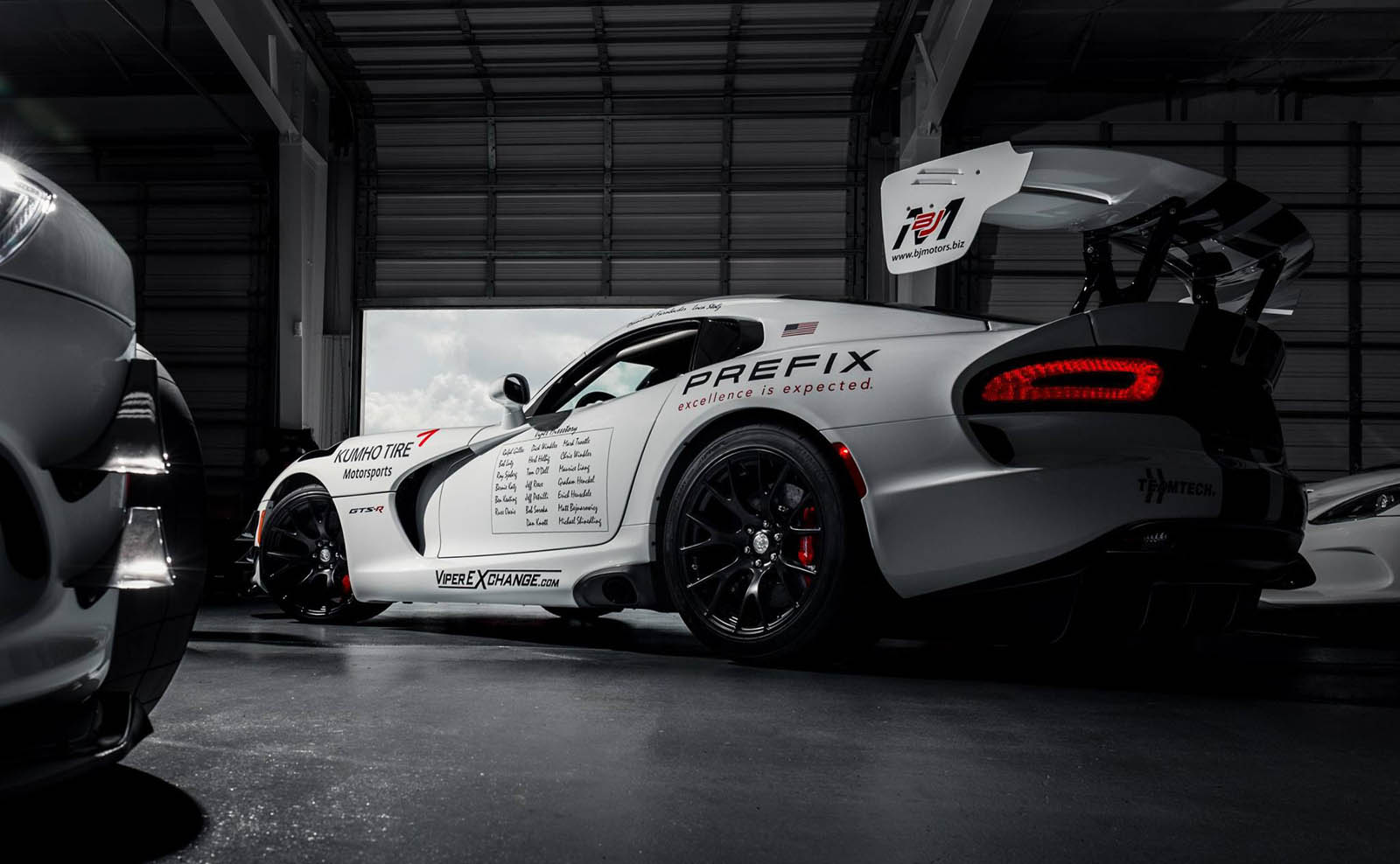 Viper ACR es Within Spitting Distance 7 Minutes At