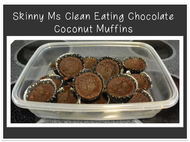 http://skinnyms.com/clean-eating-chocolate-coconut-muffins/