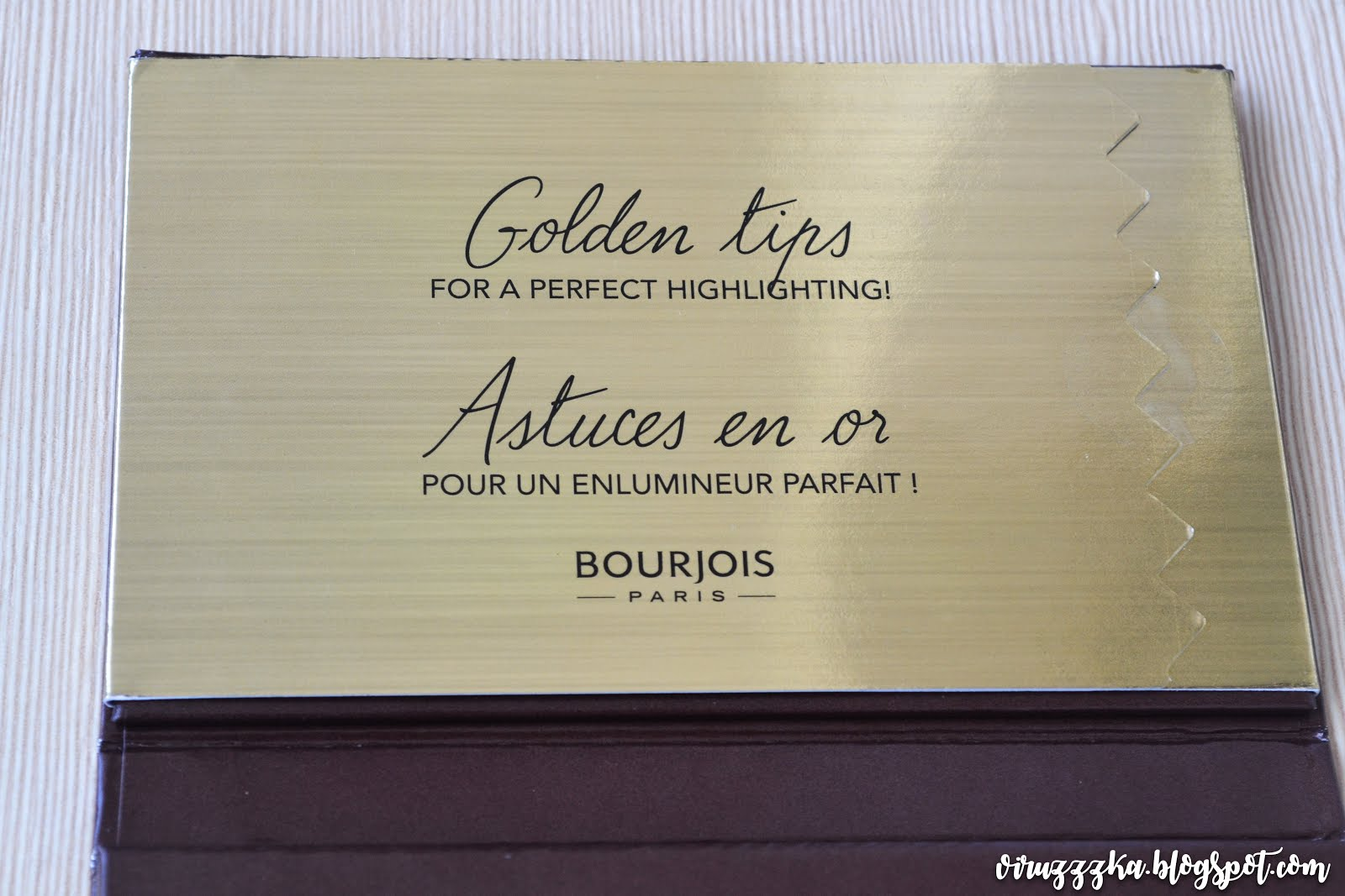 Bourjois Delice de Poudre Bronzing & Highlighting Palette Review Swatches