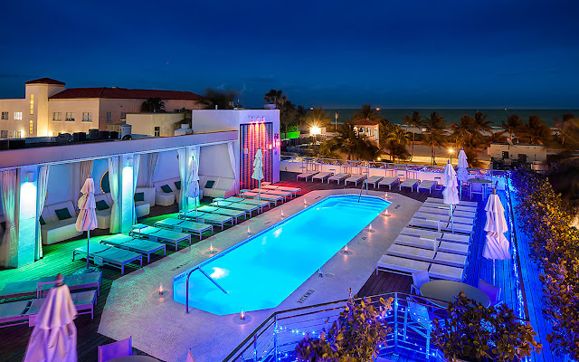 Welcome to The Hotel of South Beach, a spectacular hotel in Miami Beach, FL that offers rooftop pool and fitness center. Reserve your stay today!