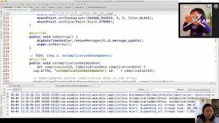Square Island: Coding live stream - capture - Square Island: Coding live stream