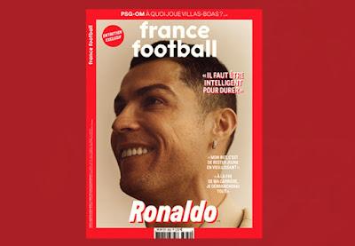 رونالدو الكرة الذهبية 2019