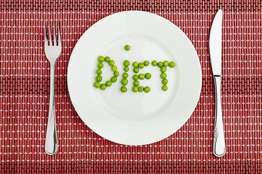 Sukses Diet Berawal dari Menjaga Pola Makan