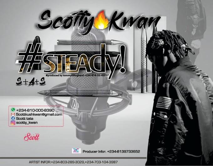 """Scotty kwan – """"Steady"""""""