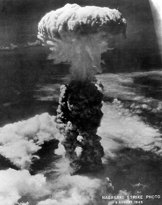 Hace 71 años estados unidos destruyo hiroshima y nagasaki - Agosto 1945