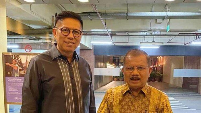 Ternyata Elite Demokrat yang Dorong Paslon Mulyadi-Ali Kembalikan SK PDIP