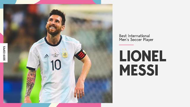 """Bất ngờ Messi: Thua liểng xiểng giải lớn vẫn """"xuất sắc nhất 2019"""""""