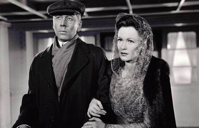 1944. Alexander Knox, Geraldine Fitzgerald - Wilson