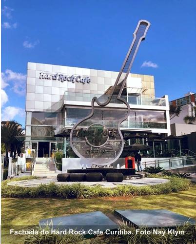 Hard Rock Cafe Curitiba promove ações em prol do Outubro Rosa
