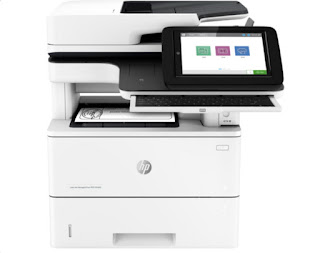 HP LaserJet Managed Flow MFP E52645c Driver And Review