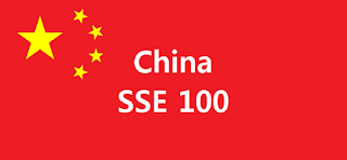 China SSE100 index Components stock List and price chart 上证100指数 SSE:000132