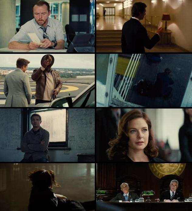 Mission Impossible Rogue Nation 2015 Dual Audio 480p BRRip