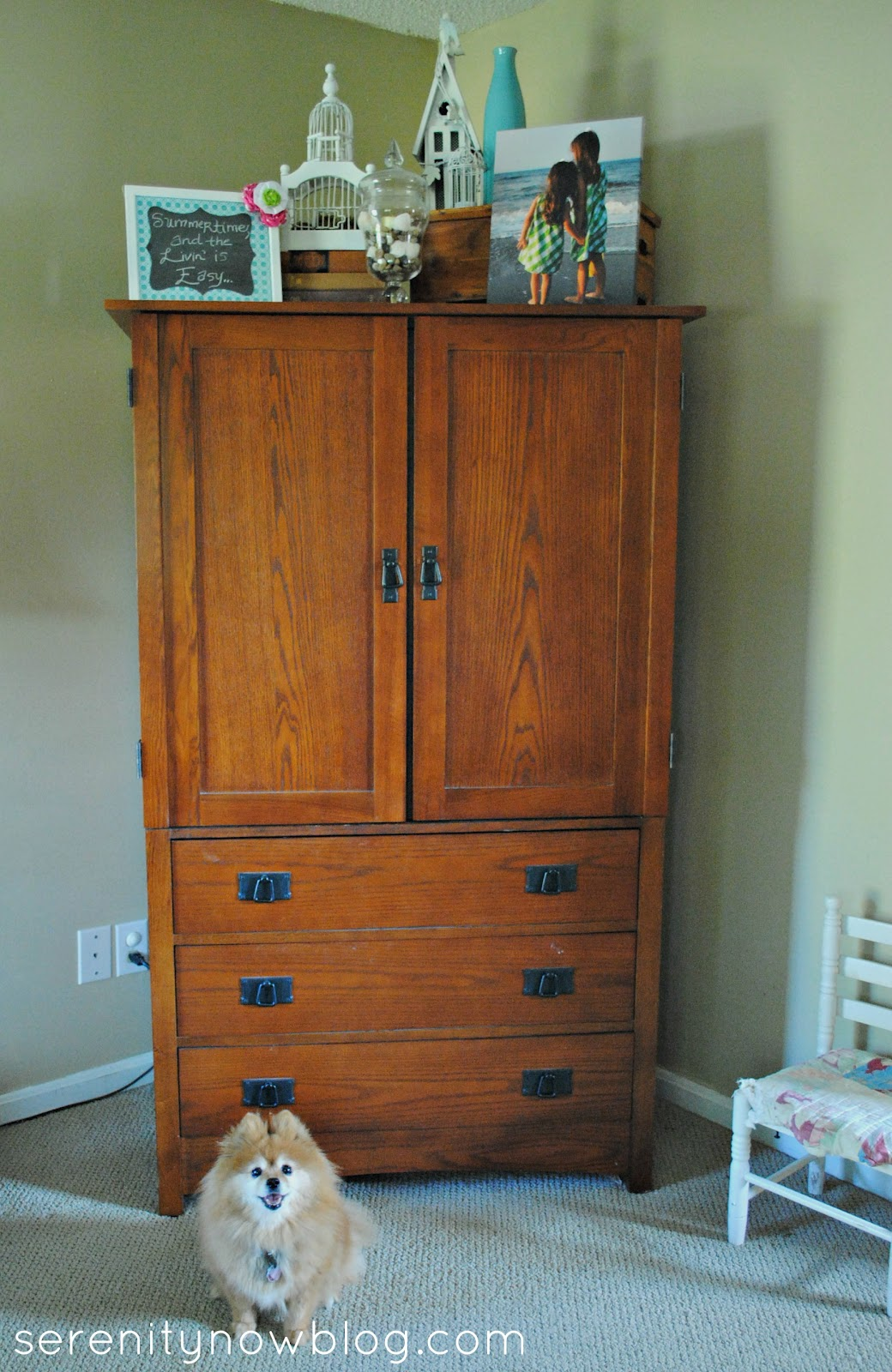 Tops - Top Of Cabinet Decorating Ideas