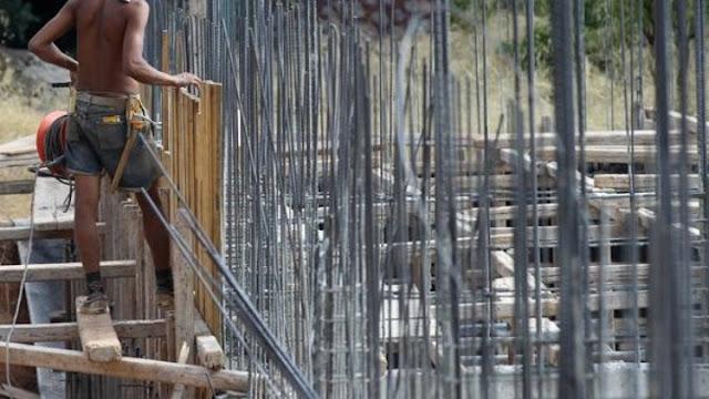 Αυξήθηκε η οικοδομική δραστηριότητα στην Πελοπόννησο