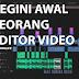 Begini Kehidupan Awal Seorang Editor Video #EditorLife