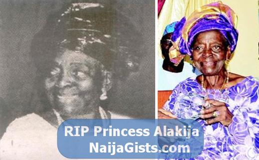 ooni of ife daughter dead