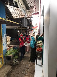 Turun Ke Kampung-Kampung, Ajak Partisipasi Masyarakat Cegah Covid-19