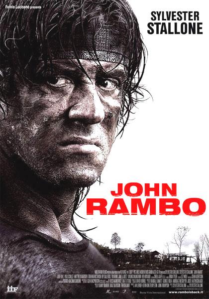 Poster of Rambo 2008 Dual Audio [Hindi-English] 720p BluRay ESubs Download
