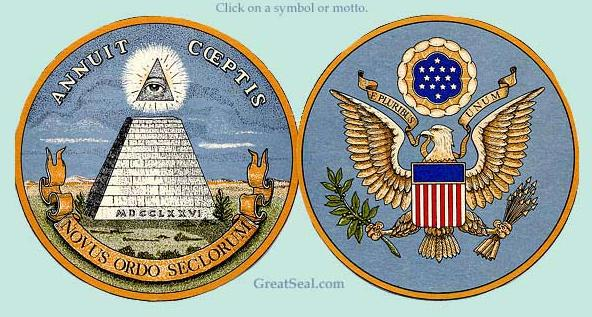 Kabar Baik The New World Order  The Great Seal