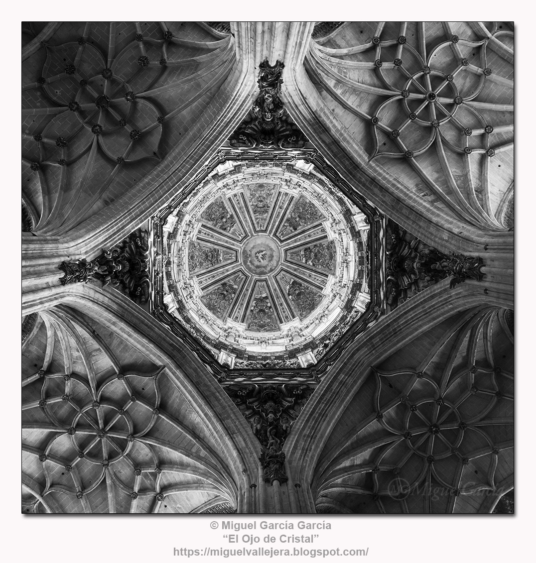 Cúpula de la Catedral Nueva de Salamanca.
