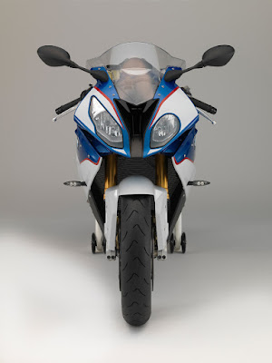 BMW S1000RR Front view pictures
