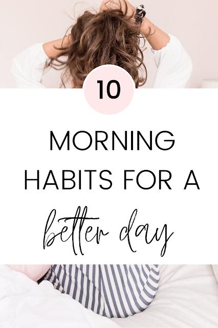 10 Healthy Morning Habits