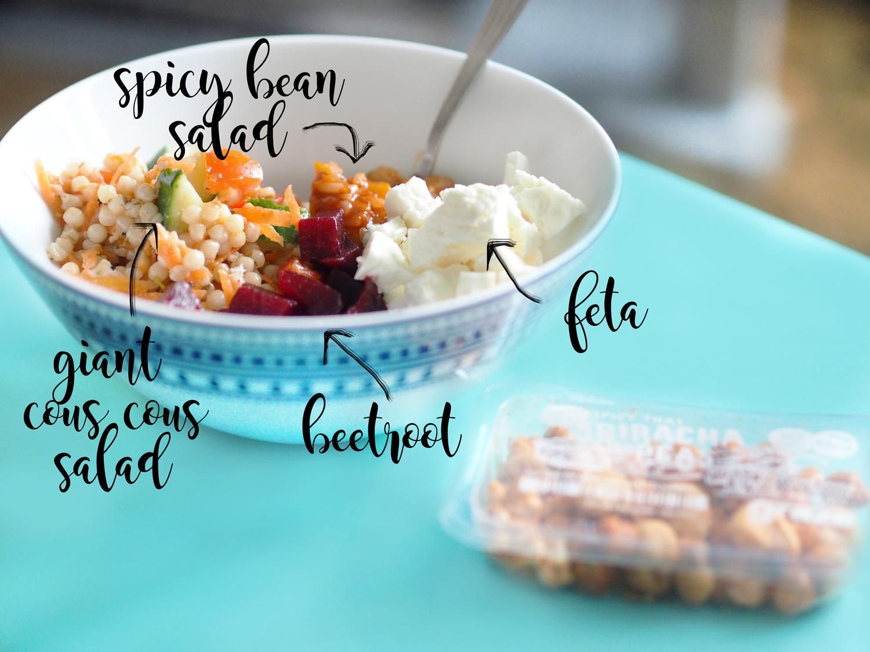 Buddha Bowl Salad Bowl