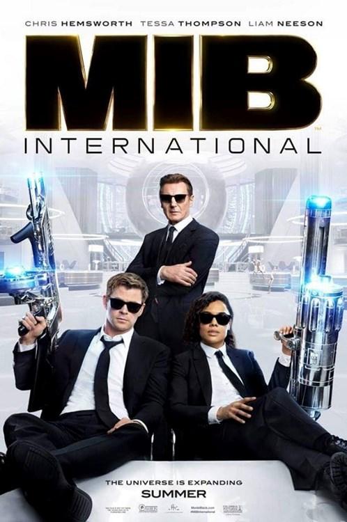 Review Filem Men In Black: International