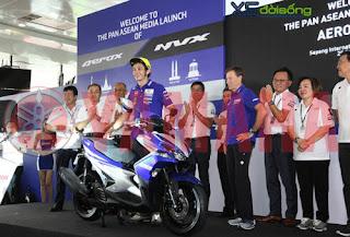 Harga Yamaha NVX