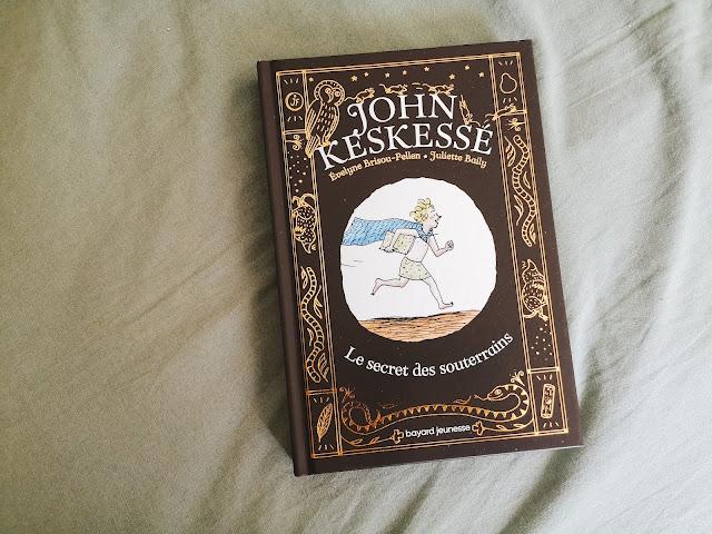 John Keskessé - Le secret des souterrains